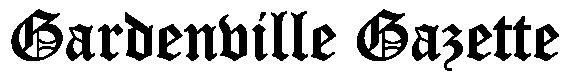 Garden Gazette