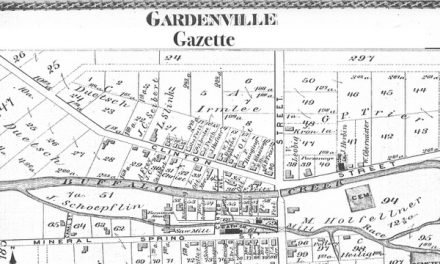 Growing up Gardenville