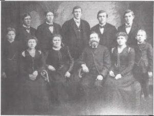 Bengert Family Photo