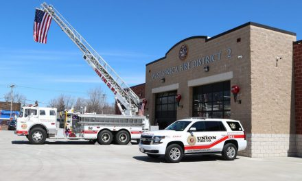 The New Union Fire Hall