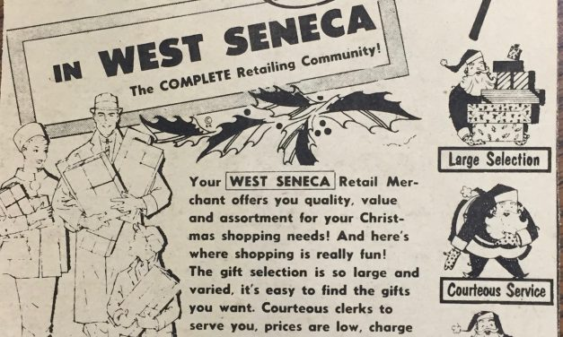 West Seneca supported Shop Local before it was popular